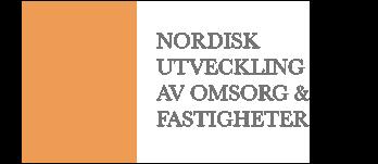 Nordiska omsorgsfastigheter Logo